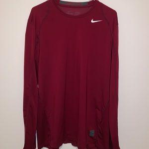 Nike Dry Fit Men's Long Sleeve